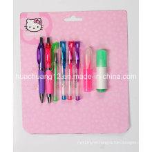Hello Kitty Blister Card Stationery Setau111)