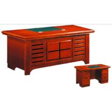 Good quality antique oval office desk, home office desk