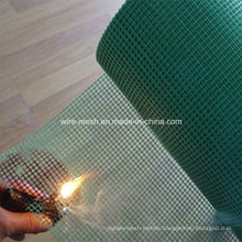 Anti-Fire Fiberglass Wire Mesh for Window Insect Screen