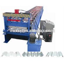 Panel de cubierta de piso del rodillo que forma la máquina