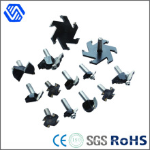 Special Custom Made CNC Lathe Parts Steel Metal Stamping CNC Milling Parts