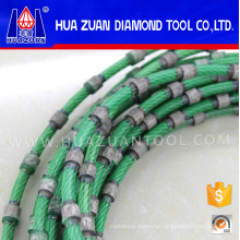 Squaring Diamond Slitting Wire Saw Made From China
