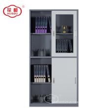 Gabinete de armário de godrej branco moderno barato arquivamento de móveis de metal armário