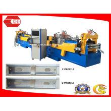 Máquina para enmarcar de acero de calibre ligero de varios tipos C89-305