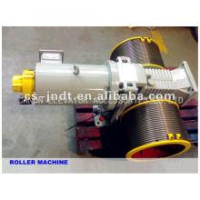 GT140WL VVVF rolo máquina de tração de elevador