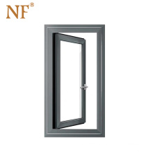 NF Aluminum 48 x 48 Double Casement Windows