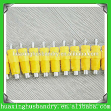 make chicken drinker/ball valve chicken nipple drinkers/poultry drinkers for chickens