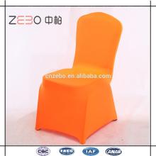 Large Order $ 1.00 En stock Tissu spandex blanc Enveloppes universelles pour chaises
