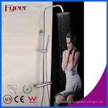 Mezclador termostático de la ducha de la nueva lluvia del cuarto de baño de Fyeer (FT15001A)