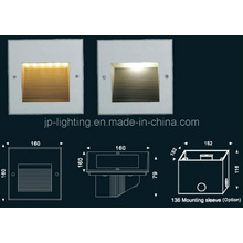 IP65 High Quality Recessed LED Step Wall Light (817187)