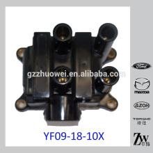 Bobines d'allumage de voiture Tribute / Mazda bon marché OEM YF09-18-10X