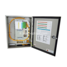 FTTH Splitter Outdoor Fiber Distribution Cabinet