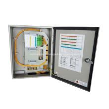 FTTH Splitter Outdoor Fiber Distribution Cabinet