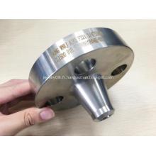 Bride en acier WNRTJ ASTM A182 F321 à haute pression