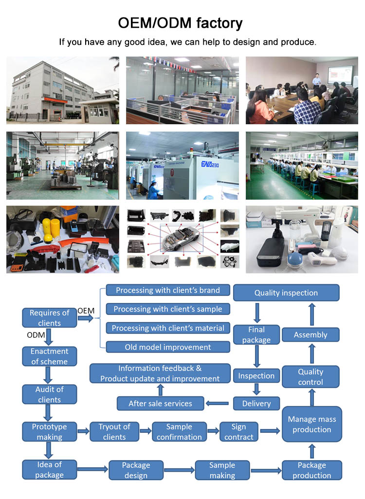 Plastic Injection Molding Oem Factory