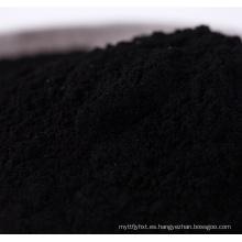 Polvo de carbón de leña de Shell del coco de la categoría alimenticia para el añadido cosmético de la crema dental