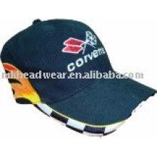 Мужская спортивная кепка с вышивкой