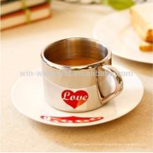 Love Anamorphic Coffee Cups And Mugs