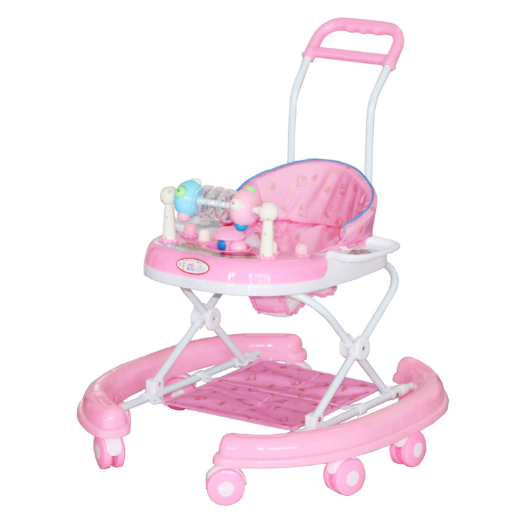 baby walker with handle