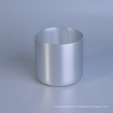 Engrave Logo Stainless Steel Copper Candle Jar