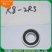 Rodamiento de la serie R de pulgadas R8-2RS