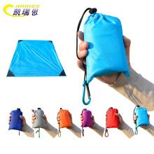 Custom printed waterproof extra large outdoor picnic blanket