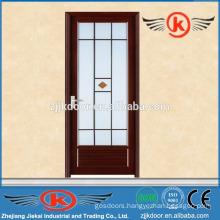 JK-AW9007 waterproof bathroom aluminum door profile/door handle