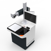 Desktop laser marking machine