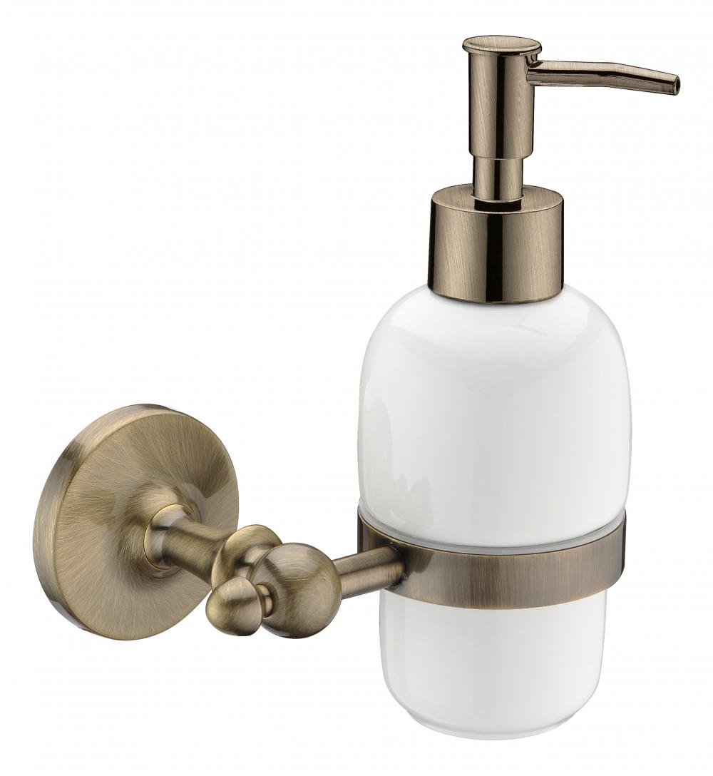 Classical soap dispenser for bathroom
