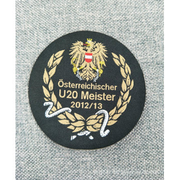 Washable Woven Cloth Logo Sewn-in Clothing Size Printing Garment Label