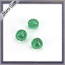 New Product Faceted Cut Round Glass Ball