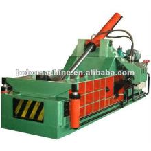 hydraulic waste metal baler/scrap metal baling machine