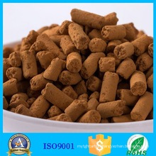 Special iron oxide fine desulfurization agent for conv