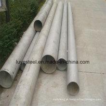 Tubo sem costura de tubo de aço inoxidável 310S 309S
