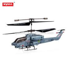 SYMA S108G 3 canais Cobra helicóptero de controle remoto