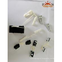 Nylon Instrumentos Ensamblaje de componentes electrónicos Piezas pequeñas