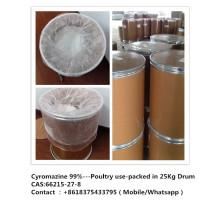 Uso de aves de corral Ciromazina 99% TC / Larvadex