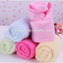 Baby Handtuch Speichel Handtuch super weichen 25x25cm Bambus Handtuch