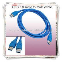 Быстро продаваемый кабель USB 3.0, от мужчины к мужчине.