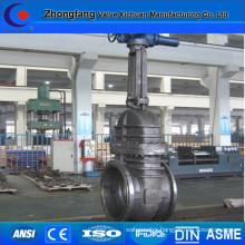 super big size gate valve