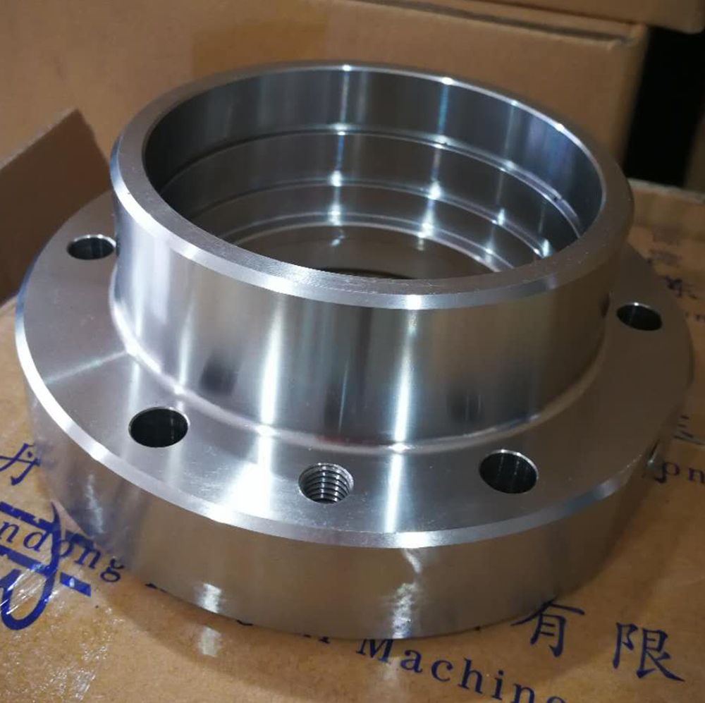 Machined Bearing Housing