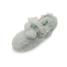 Hot sale cute and fashion new style indoor plush slipper Custom thermal slippers Selling autumn and winter slippers