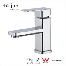 Haijun 2017 Contemporary Thermostatic cUpc Brass Bathroom Bathtub Faucet