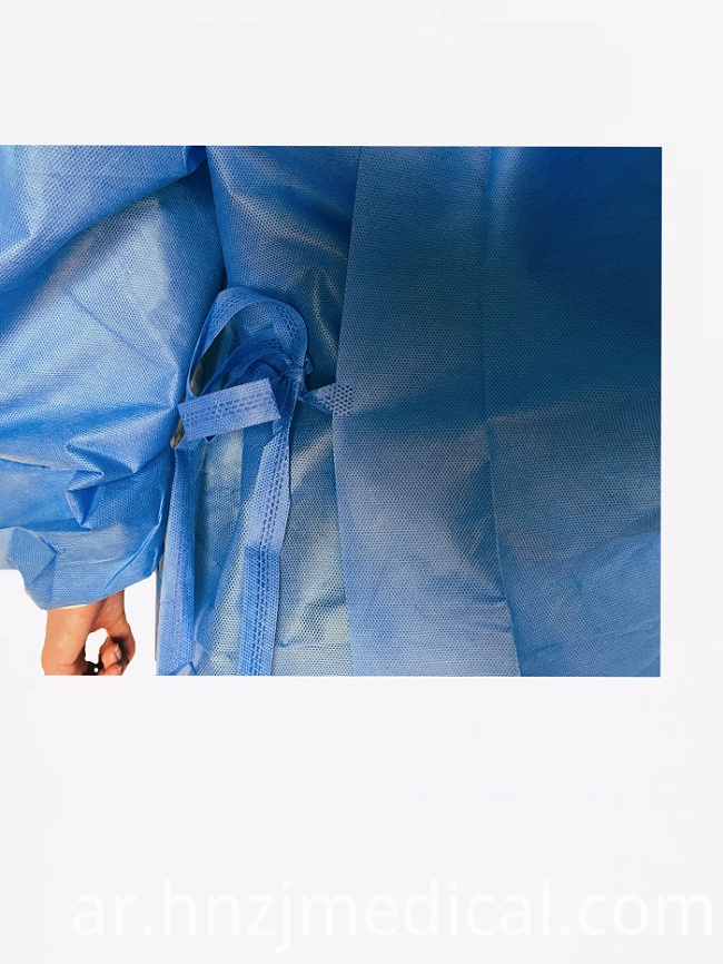 Disposable Non-Flammable Surgical Gown