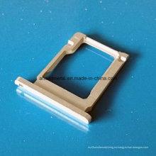 Alta calidad CNC trabajado a máquina parte de accesorios del teléfono móvil