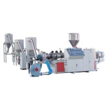 Plastic Pelletizng Line/Pellets Making Machine