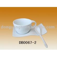 porcelain coffee cup set