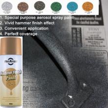 Marteau Finish Spray Peinture Acrylique Hammer Tone Spray Paint