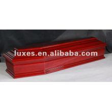Elegent funeral coffin