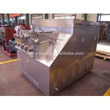 fully automatic milk homogenizer, automatic pressure adjustment
